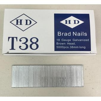 3200pcs T38 Brad Nail for Air Nailer Gun