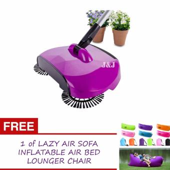 360 Degree Home Cleaning Tools Wireless handheld Sweeper Broom Mopwith FREE 1 of Fast inflatable Lazy Sofa Bed