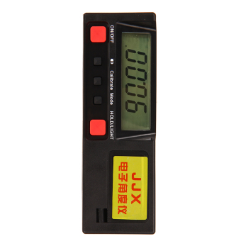 360 Digital Protractor Inclinometer Angle Meter with Magnetic Base- Intl