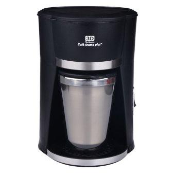3D CM-601 Coffee Maker 300ml (Black)