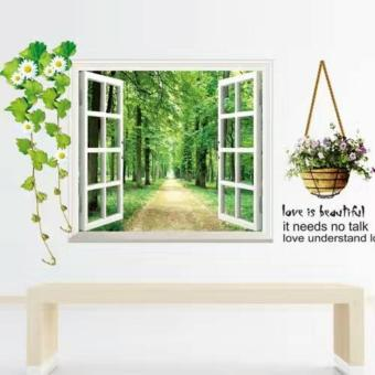 3D Removable Wall Sticker Wallpaper Home Decor Decal Art -022