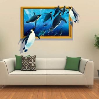 3D Removable Wall Sticker Wallpaper Home Decor Decal Art -07