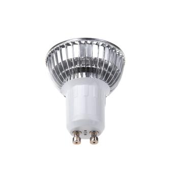 3W GU10 LED Light Bulb Lamp Spotlight Epistar Energy Saving White 85-265V