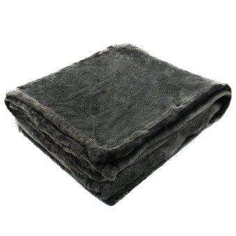 4 in 1 Pillow Blanket Bed Mat Fleece Shearloft Blanket Zoo Animal (Multicolor) - 3