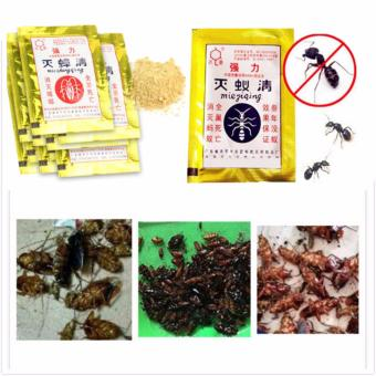 4 Pcs. Powder Ant Killing Bait Pest Control Miraculous killingInsecticide 3g