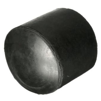 4 x Rubber Furniture Table Chair Leg Floor Feet Cap Cover ProtectorAnti Scratch 22mm - intl - 3
