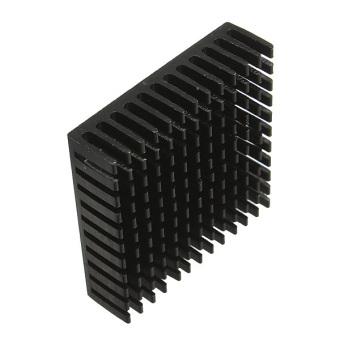 40x40x11mm Aluminum Heatsink Cooling for LED Power Memory Chip IC Transistor - 2