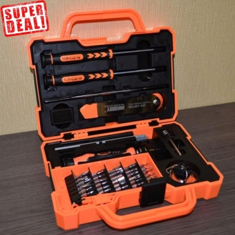 45 in 1 Precision Screw Driver Repairing Tools Set forElectronics/Laptop/Cellphone/Tablet Repair