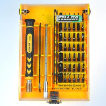 45 In 1 Torx Precision Screw Driver Cell Phone Repair Tool Set Tweezers Mobile Kit - 3