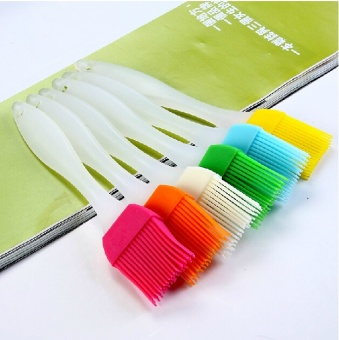4pcs Silicone Pastry Brush Baking Bakeware BBQ Cake Pastry Bread Oil Cream Cooking Basting Tools Kitchen Accessories Gadgets - intl