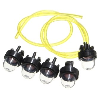 5 Pcs Snap In Primer Bulbs & 2 Pcs Pump Fuel Line For Ryobi 683974 Echo Poulan - intl Price Philippines