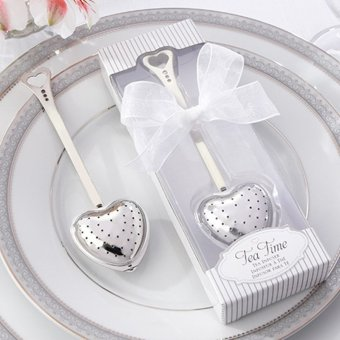 50 pcs Tea Infuser Wedding/ Debut Souvenir/Giveaway (WhitePackaging) Price Philippines