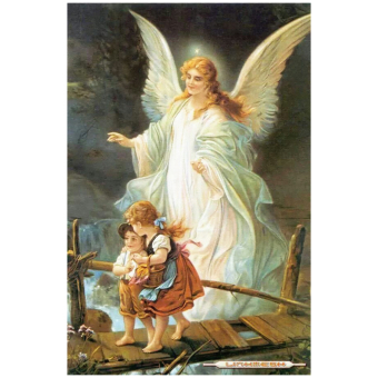 50*65cm Guardian Angel 5D DIY Diamond Embroidery PaintingRhinestone Diamond Painting Craft Home Decor Cross Stitch Kit Price Philippines