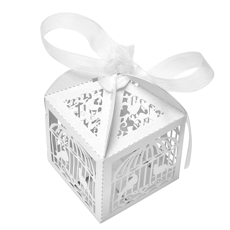 Philippines 50pcs Bird Ribbon Wedding Favors Party Sweets Candy