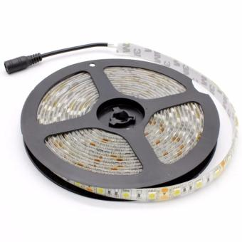 5m 16ft LED Strip Light SMD 5050-60/M DC 12V (White)