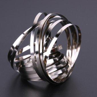 5M Ni Plate Nickel Strip Tape For Spot Welding - intl - 2