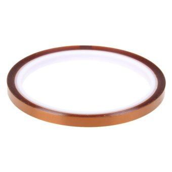 5MM X 30M Single Conductive COPPER FOIL TAPE Strip High temperaturetape - intl