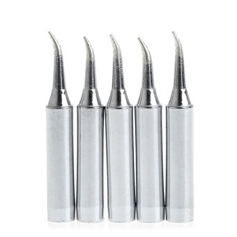 5Pcs Lead Free Solder Iron Tips 900M-T-IS for Hakko Soldering Rework Station - intl