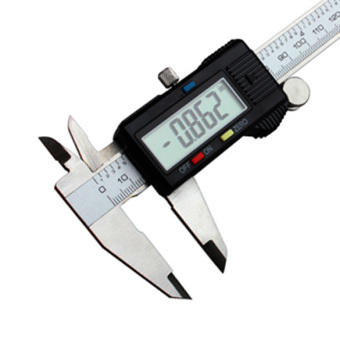 6 inch Digital LCD Vernier Caliper Micrometer Stainless Precision Measure Tool