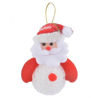 8YEARS G85192 Christmas Tree Decoration (Red)