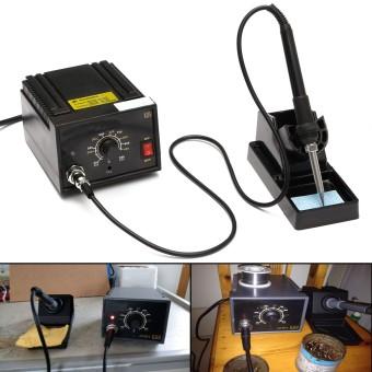967 Electric Rework Soldering Station Iron LCD Display Desoldering Kit 110V 220V - intl - 2