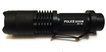 #98 Type Rechargeable Cree LED Flashlight