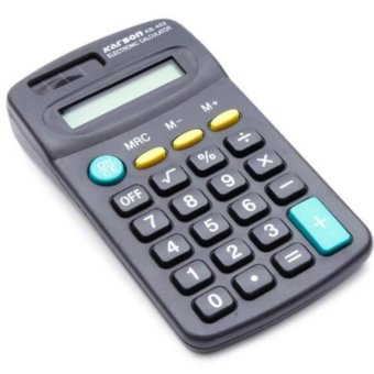AA-402 Mini Calculator with FREE LD LACE