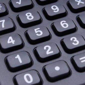 AA-402 Mini Calculator with FREE LD LACE - 3