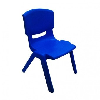 AA047-1 Plastic Chair Small Blue - 3