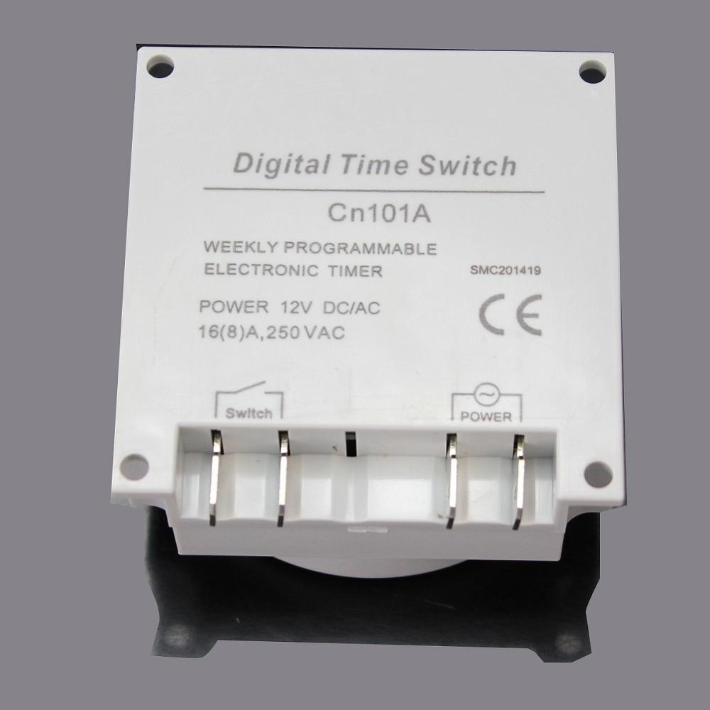 Philippines Ac New Practical Dc 12v Lcd Digital Power Programmable Relay Switch Electronic Timer Time Intl
