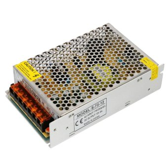 AC110V/220V to DC12V 6A 72W Switch Power Supply Driver for LED Light - intl