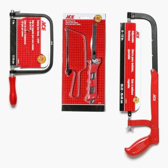 Ace Hardware Hacksaw (Set of 3)