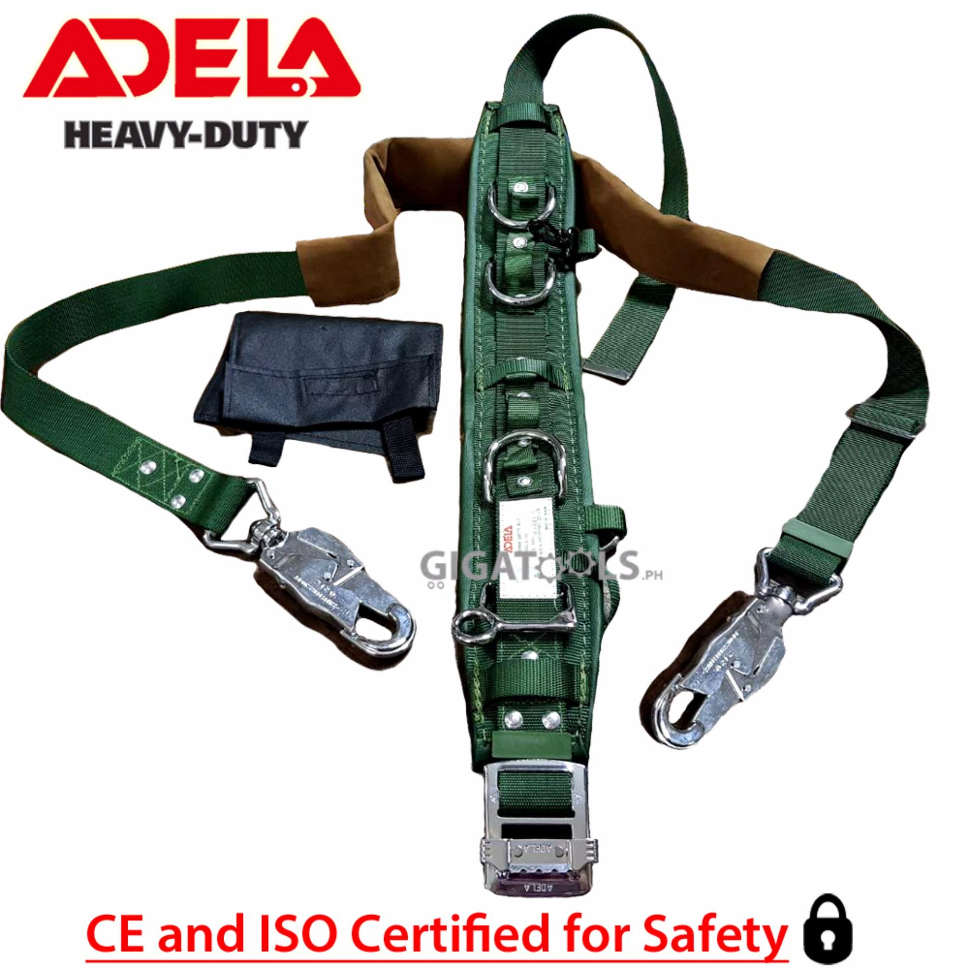 Heavy Duty Safety Harness - WIRE Center •