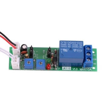 Adjustable Cycle Timer Delay On/Off Switch Relay Module(DC5V,0-24hr) - intl