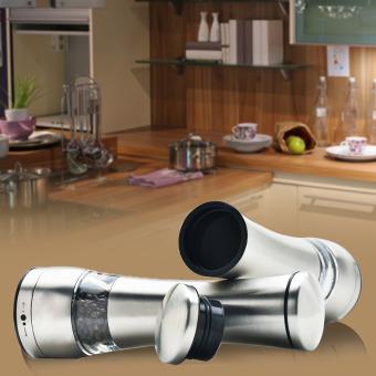 Adjustable Stainless Steel Salt And Pepper Ceramic Grinder - 5