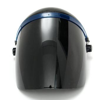 Adjustable Welding Helmet ARC TIG MIG Welder Lens Grinding Mask + Safety Goggles Black Cover + PC Black Screen - intl - 3