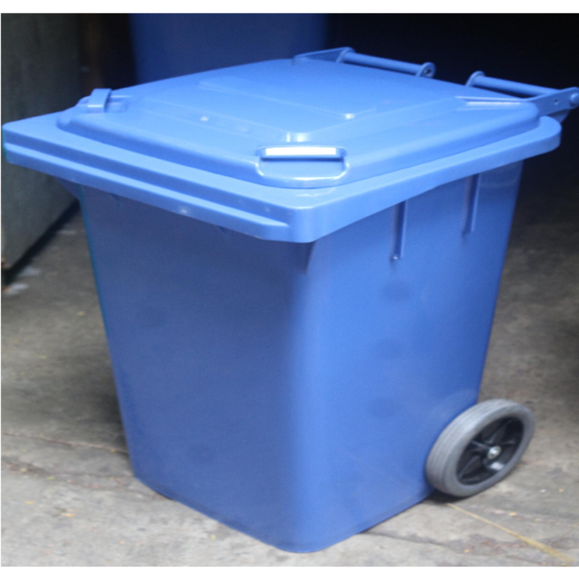 Greencare Hooded Waste Segregation Trash Bin Philippines