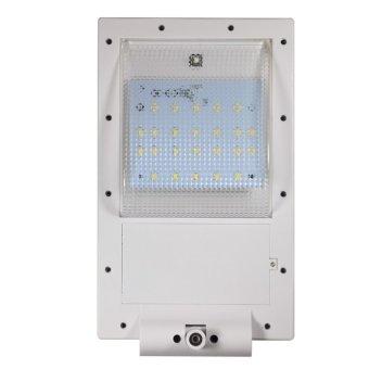 All In One Led Solar Street Lights Adjustable Angle 24 Leds Outdoor Sensor Light 400LM Led Garden Waterproof Solar Lamp Powered - intl - 3