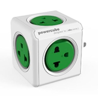 Allocacoc PowerCube Original PH 4180GN 5 Universal Outlet PowerAdapter Price Philippines