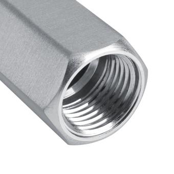 Aluminum Whip Cream Charger Holder Foam Dispenser Accessories Kitchen - intl - 5