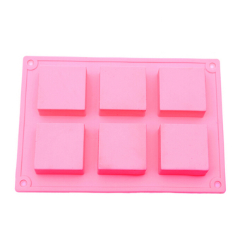 Amango New Silicone Soap Mould Ice Cube Candy Chocolate Cake JellyMold Hand Made Price Philippines