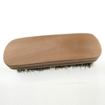 Amart 2X Professional Wooden Handle Shoes clean Brushes - 3