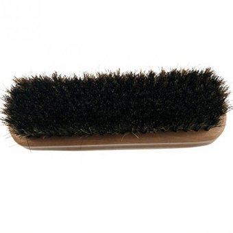 Amart 2X Professional Wooden Handle Shoes clean Brushes - 2