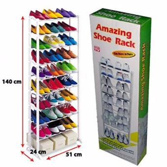Amazing Shoe Rack High Quality (BLACK)