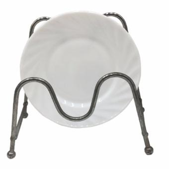 American choice dinner plate white ( 6 piece ) 66230018 - 2