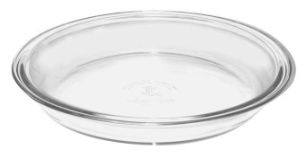 Anchor Hocking No.88819 10in. Salad Plate (Clear)