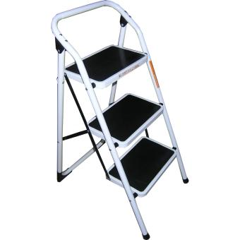 Anit-Slip 3-Step Ladder SL-103B (White)