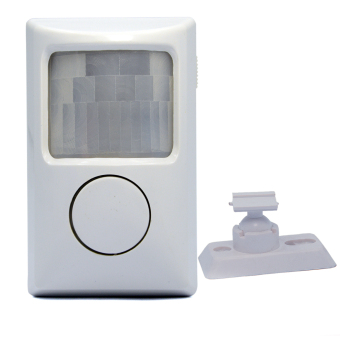 Anti Theft Warning Alarm Alert Monitor Infrared Sensor Window DoorEntry Home Security System