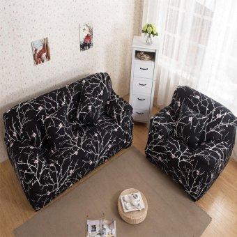 Art Spandex Stretch Slipcover Printed Sofa Furniture Cover - intl - 2