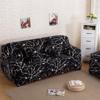 Art Spandex Stretch Slipcover Printed Sofa Furniture Cover - intl - 5